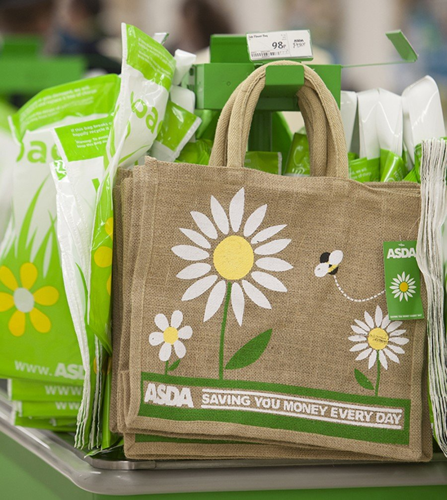 Plastic-free milestone achieved by Asda