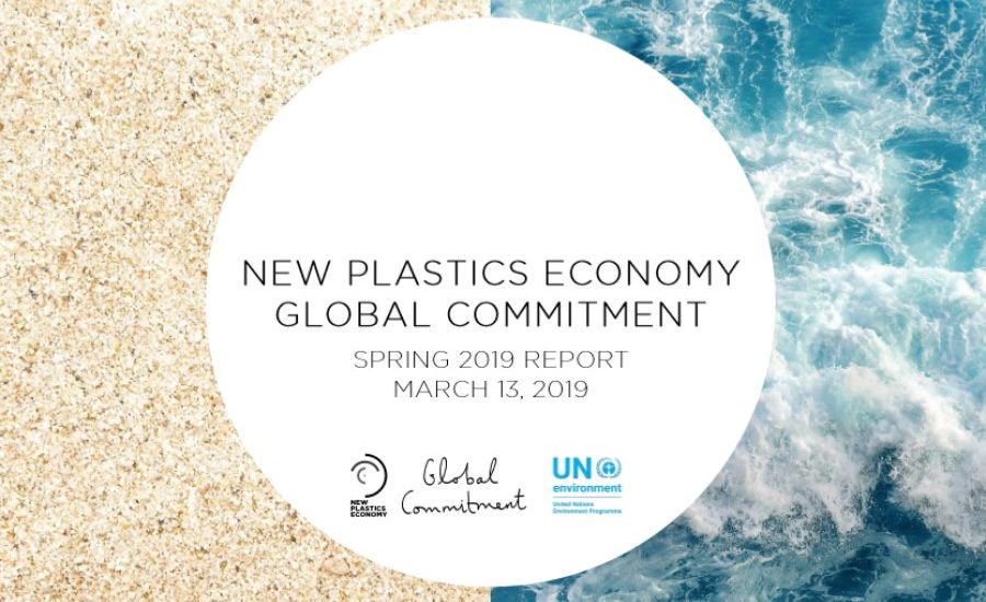 New Plastics Economy report shines light on manufacturers' plastics volumes
