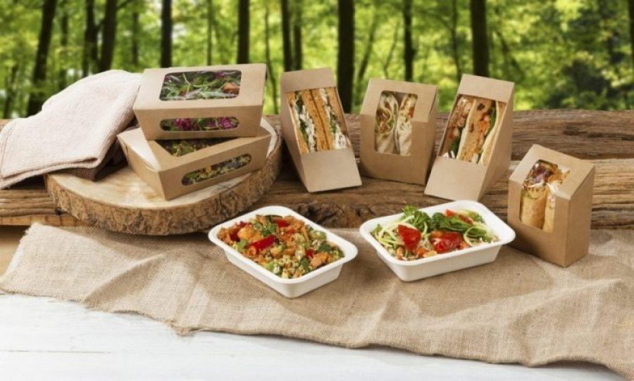 'Let's Do Lunch' range from Colpac ideal answer to single-use plastic packaging