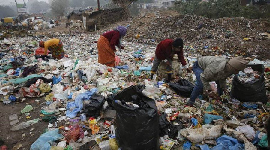 India closes loophole on plastic waste imports