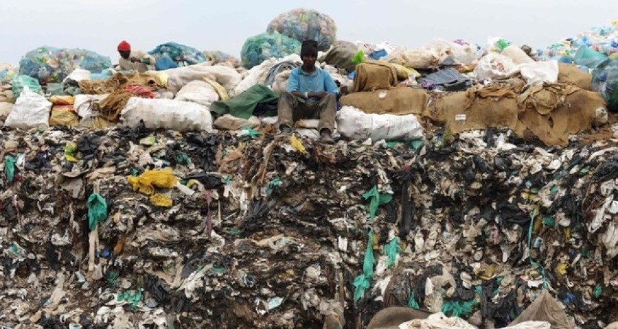 British government doubles support for plastic recycling