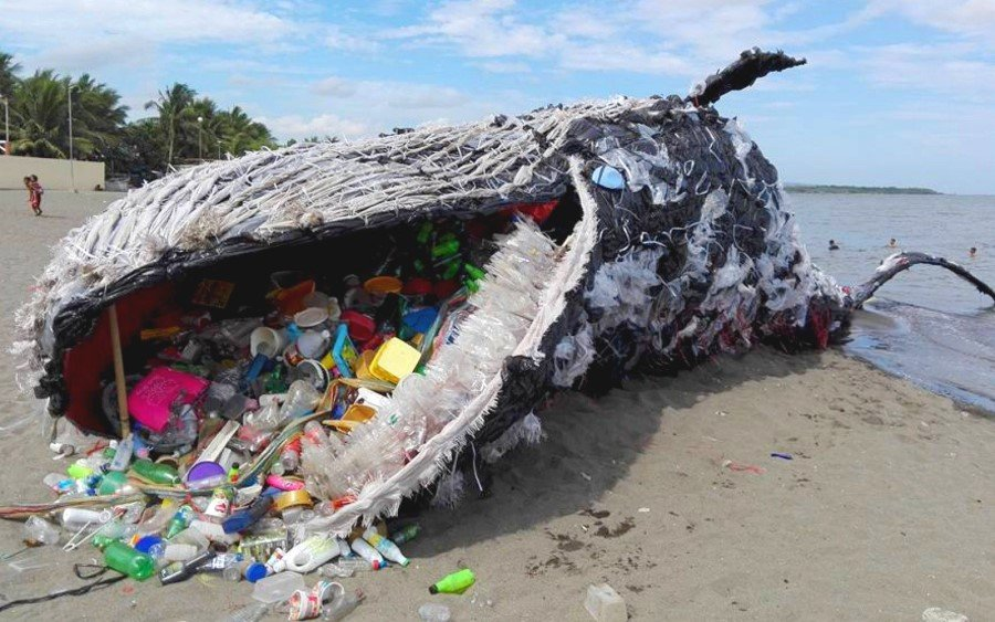 Scientists work to curb Philippines' plastic waste problem