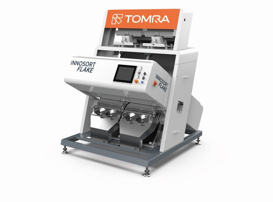 TOMRA launches innovative new flake-sorting technologies