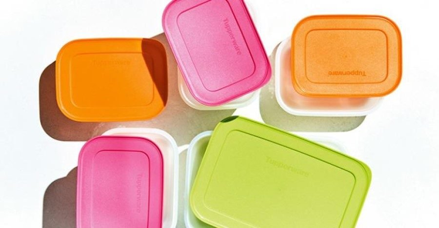 Tupperware thinks outside the traditional plastic box with introduction of new circular polymer made from mixed plastic waste
