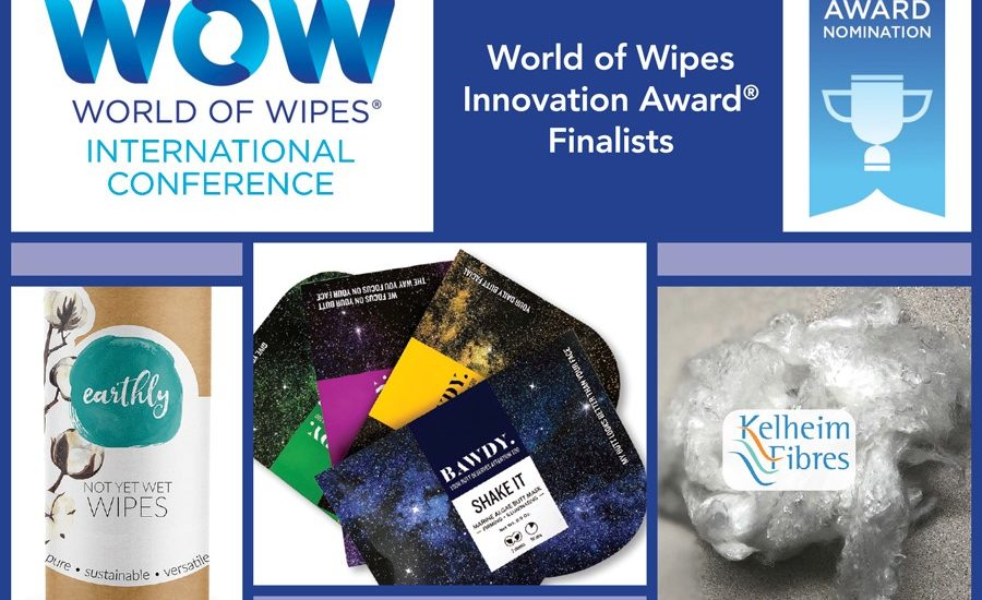 World of Wipes Innovation Award finalists highlight biodegradable, compostable products