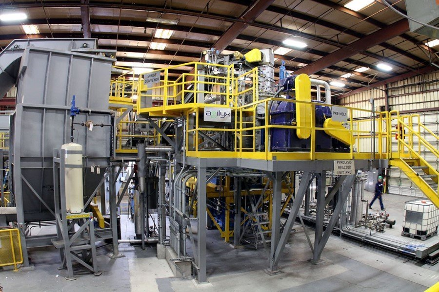 Agilyx and AmSty continue to revolutionize the recycling industry