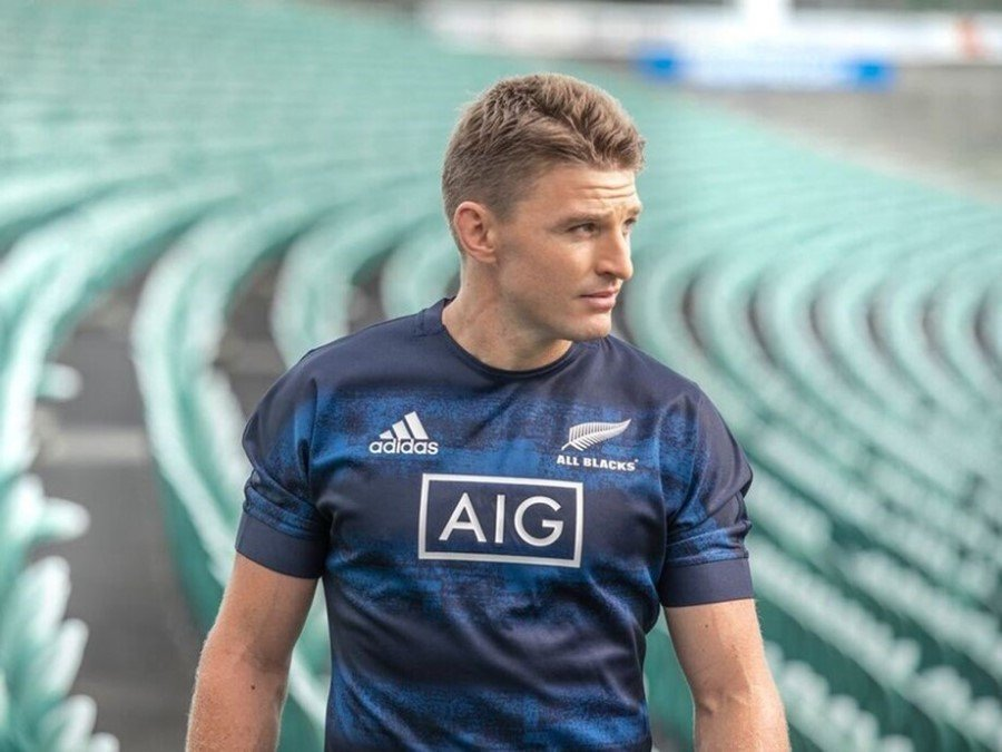 New Zealand All Blacks join marine pollution fight with adidas Parley launch