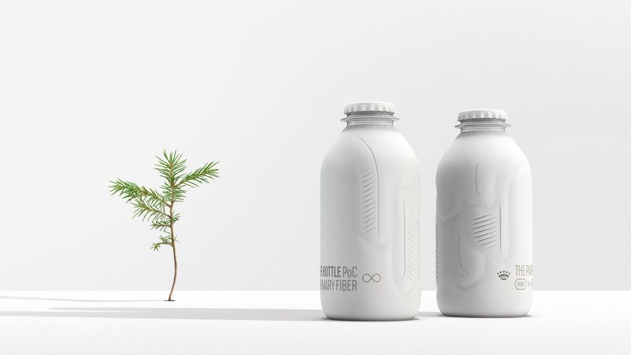 BillerudKorsnäs and ALPLA to join forces to pioneer paper bottles