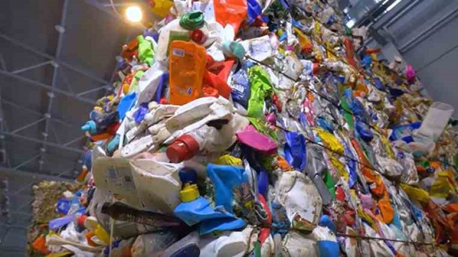 If robots could recycle: how technology innovation can help solve plastic pollution