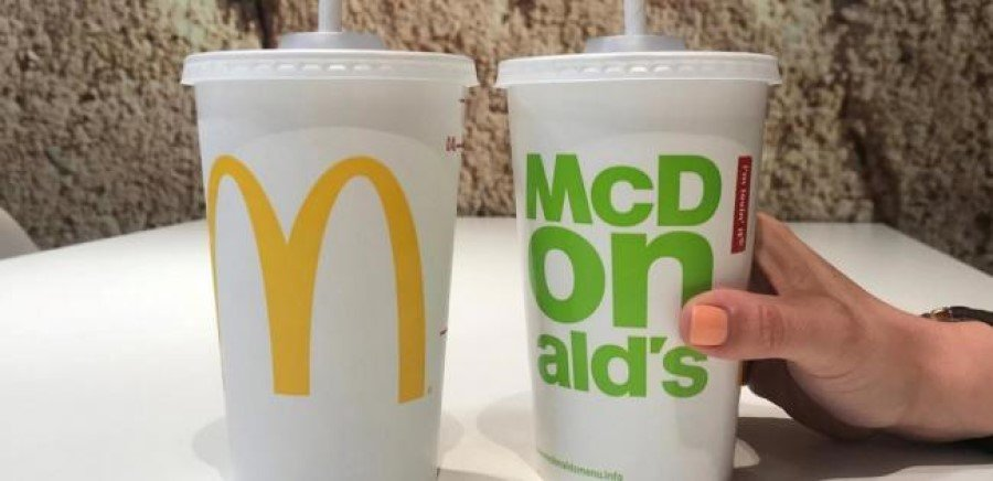 McDonald's paper straw petition attracts more than 38,000 signatories