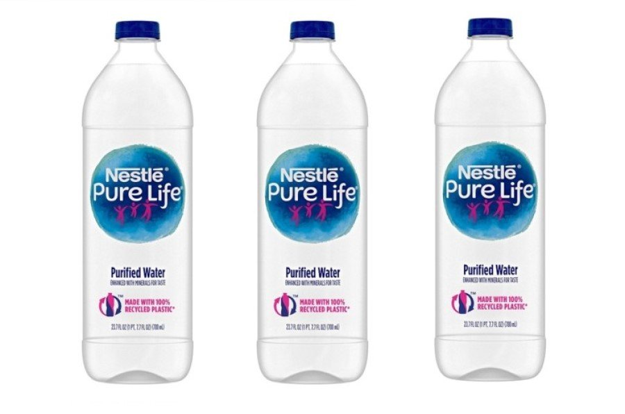 Nestlé Pure Life innovation scoops major accolade for recyclability