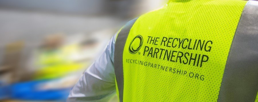 New recycling partnership initiative will accelerate the shift to a circular economy