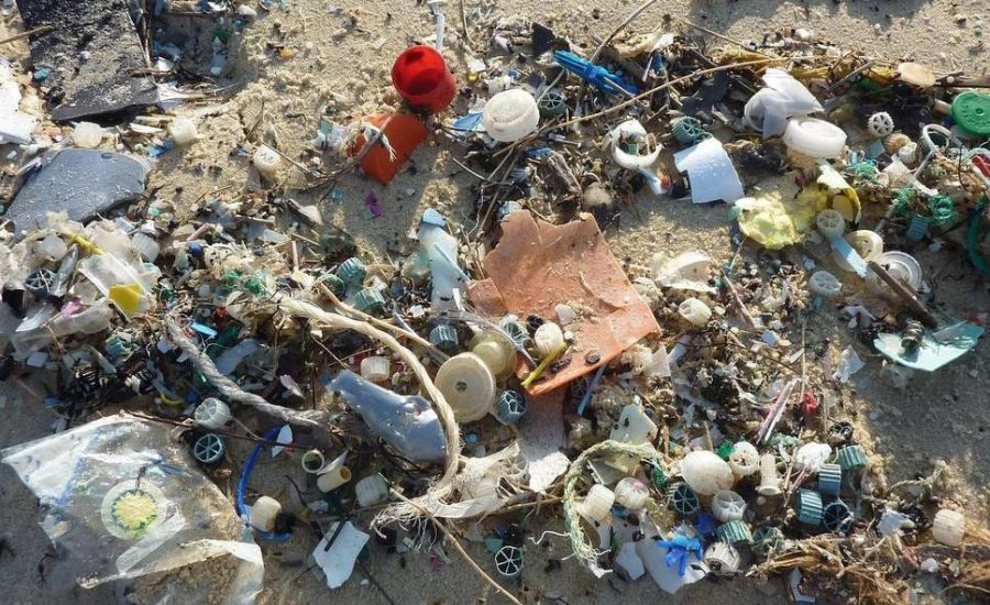 Tracking the sources of plastic pollution