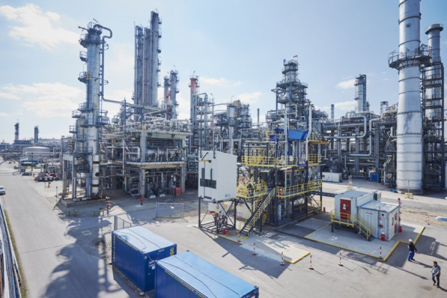 OMV and Borealis extend their partnership at the industrial site in Schwechat