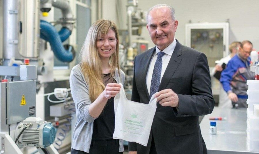 Agrana to present bioplastic developed from thermoplastic starch