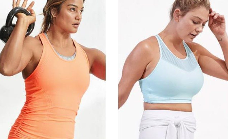 60% of Athleta's materials now made from sustainable fibers