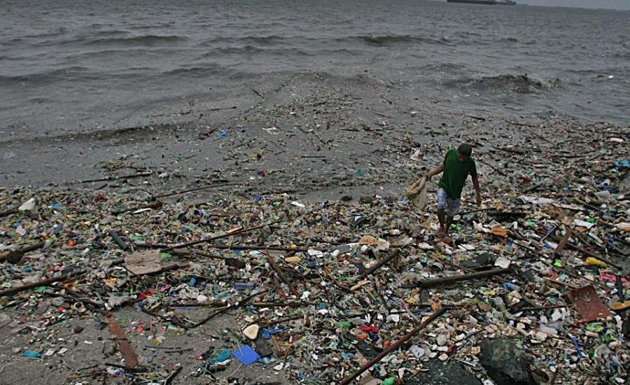 Tiny East Timor to become world's first plastic-neutral