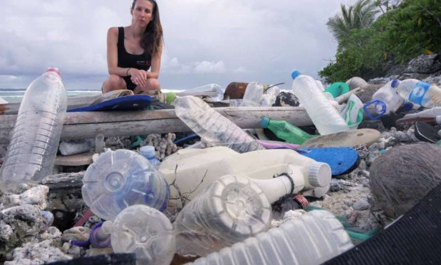 Scale of plastic pollution 'underestimated' as scientists find 414 million pieces on remote island