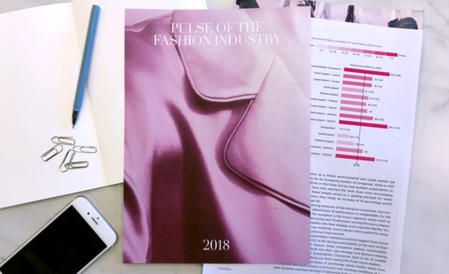 Sustainability progress in the fashion industry has slowed by a third in the past year, new data reveals