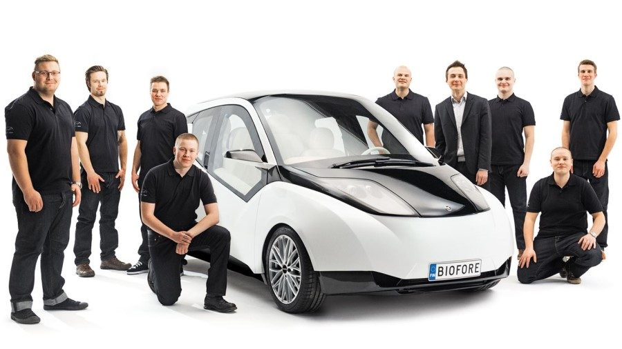 How bio-based materials have helped to create the greenest of green cars