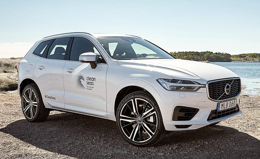 Ocean-friendly Volvo XC60 highlights importance of industry-wide collaboration