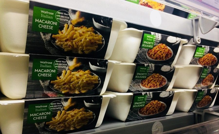 New fiber-based ready-meal trays from Huhtamaki to replace black plastic