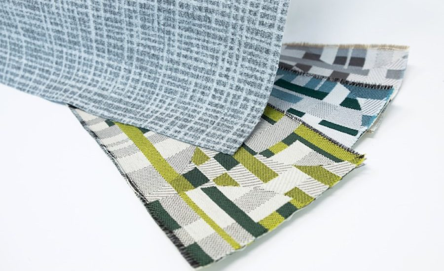 Duvaltex launches its new Clean Impact Textiles featuring the industry's first recycled biodegradable polyester for commercial interiors