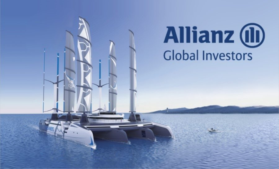 AllianzGI partners with The Sea Cleaners on ocean plastic pollution
