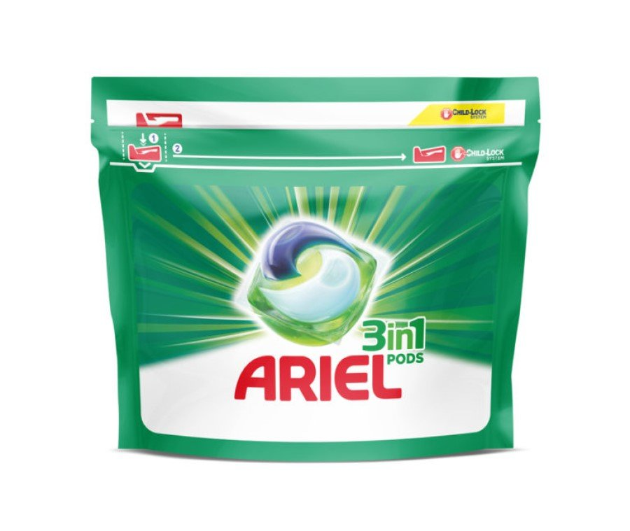 P&G commits to cut Ariel packaging by 30%