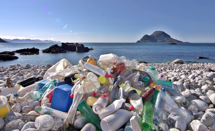 What are European countries doing to tackle plastic waste?