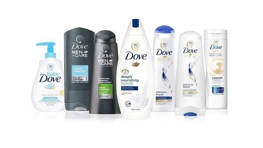 Dove makes industry-leading global plastic commitment