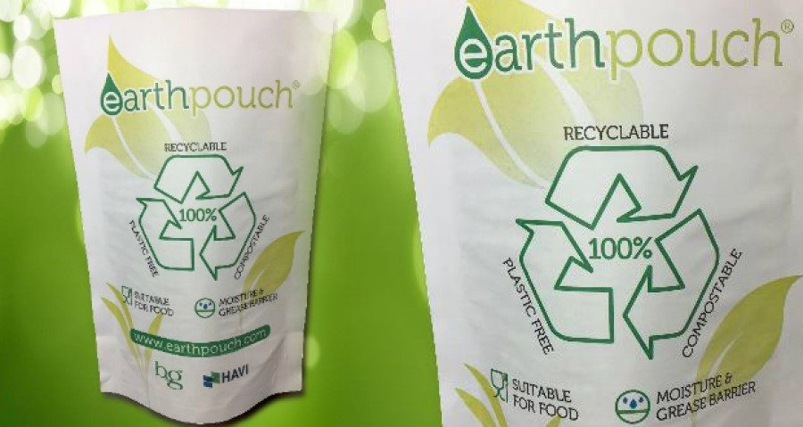 Earth packaging proves a huge hit in Frankfurt