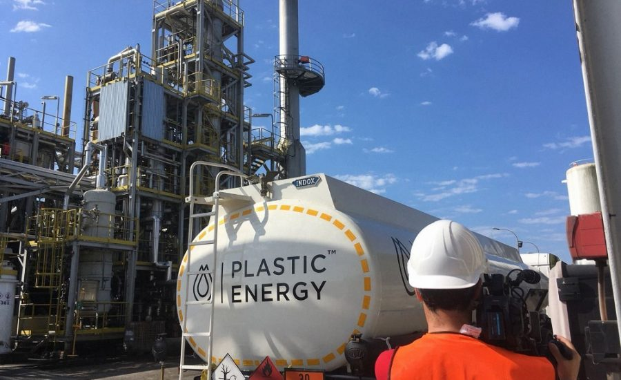 EXCLUSIVE WITH PLASTIC ENERGY'S CARLOS MONREAL: Plastic: going round in circles