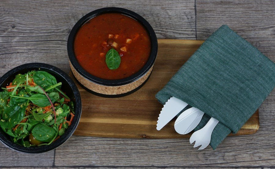 ÅR Packaging to launch fiber-based cutlery in cooperation with Bionatic