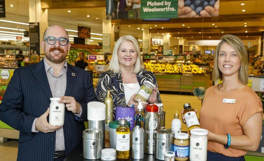 Woolworths and TerraCycle to bring Loop platform to Australia to tackle plastic waste