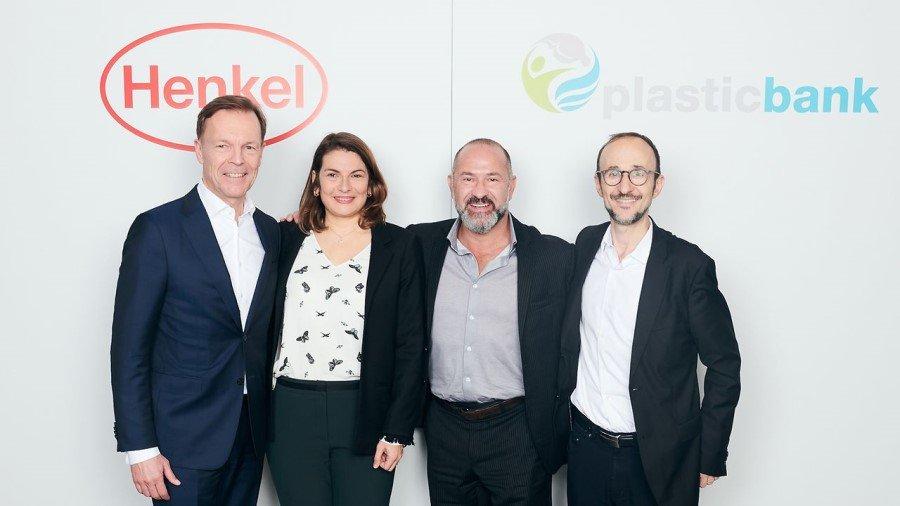 Henkel extends partnership with Plastic Bank