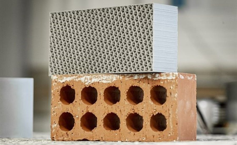 Bird nest inspires engineers to build new bricks from plastic waste