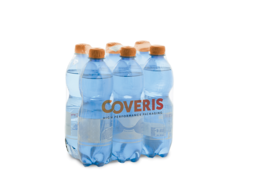 Coveris develops 100% recycled, recyclable new shrink-film range