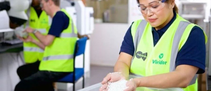 INEOS and Viridor partnership closes the loop with new hybrid plastics range available across Europe