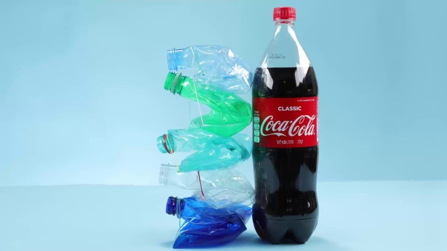 Novel invention to reduce strain on plastic recycling