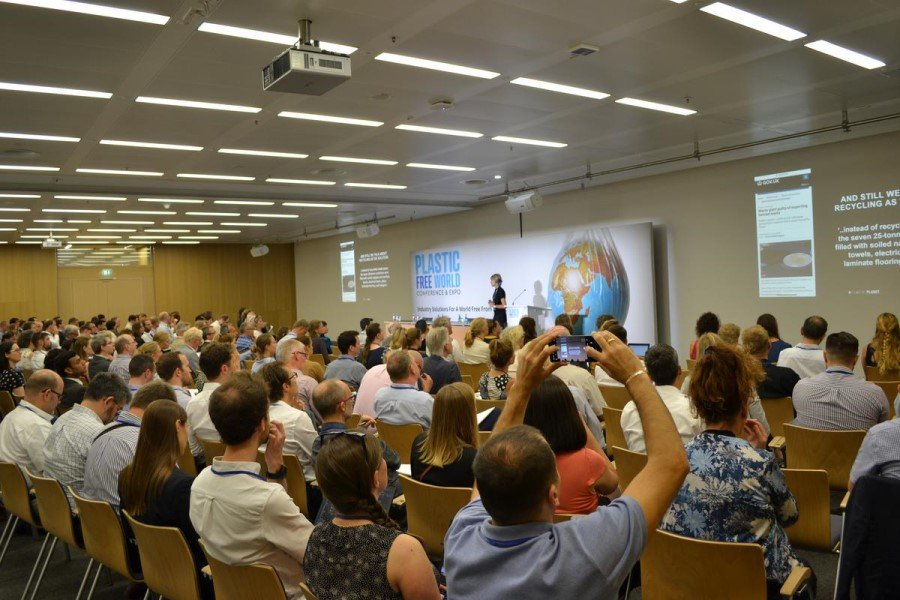 New faces, same goals: first 60 speakers announced for Plastic Free World Conference & Expo 2020