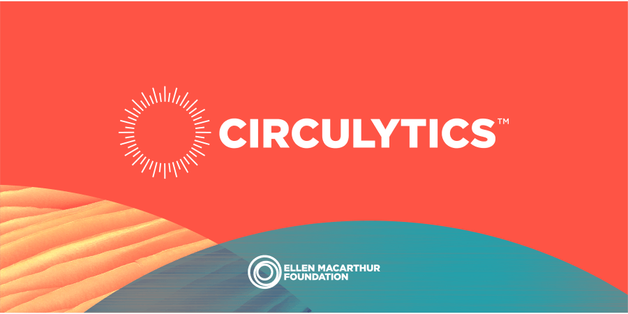 Sulapac part of the testing group of Circulytics – a measurement tool for circularity by the Ellen MacArthur Foundation