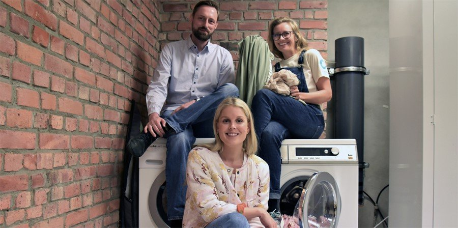 How much microplastic is there in your laundry basket?