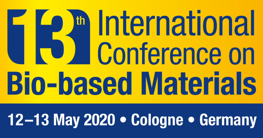 13th International Conference on Bio-based Materials announced by Plastic Free World supporter nova-Institute