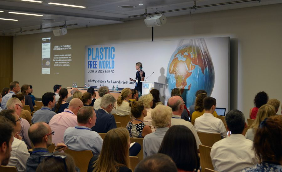 Expanded Plastic Free World Conference exhibit area sells out five months early