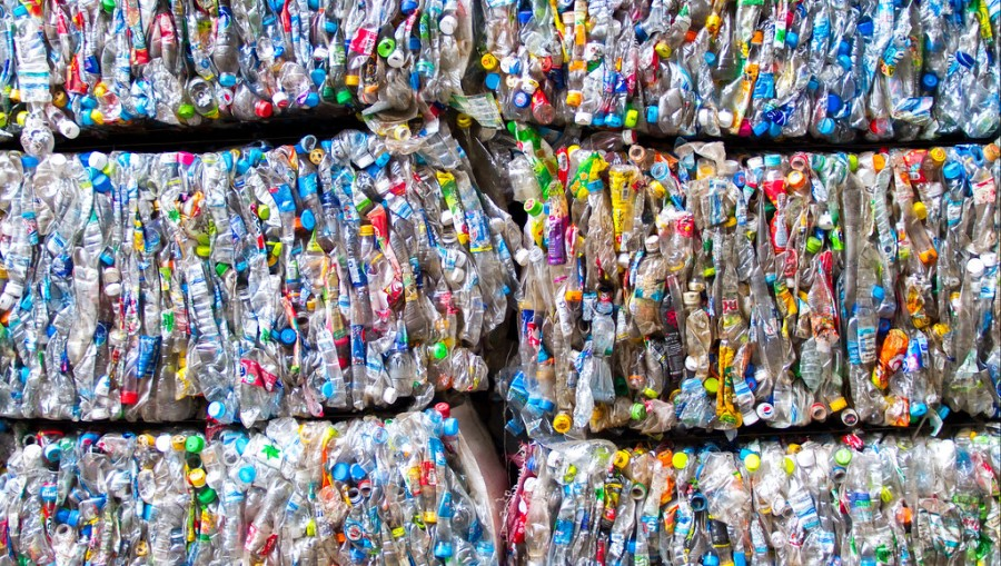 New way of recycling plant-based plastics instead of letting them rot in landfill