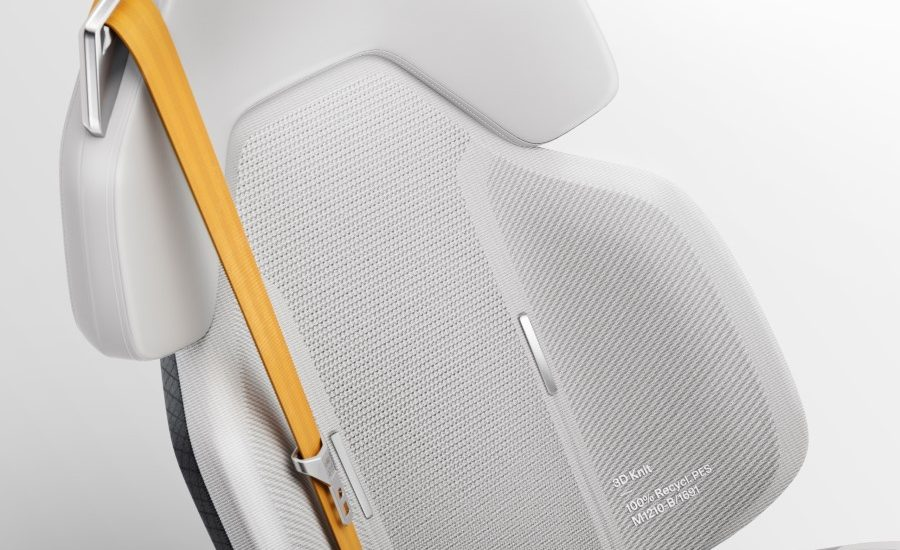Polestar takes sustainability seriously with innovative new solutions for car interiors