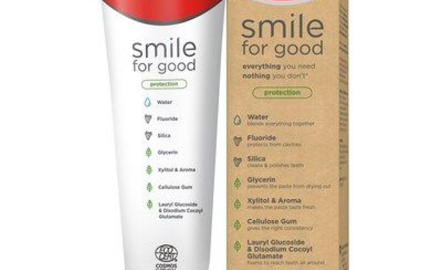 Colgate launches 'Smile for Good' toothpaste with a first-of-its-kind recyclable tube
