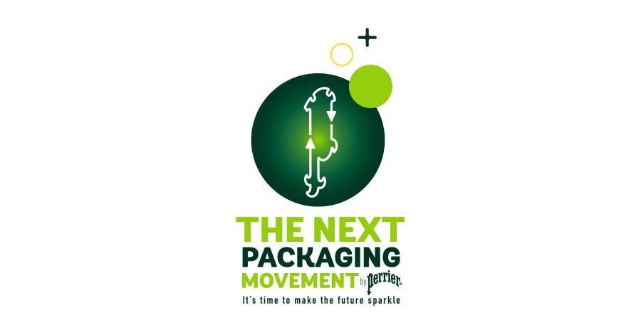 Perrier launches 'The Next Packaging Movement'