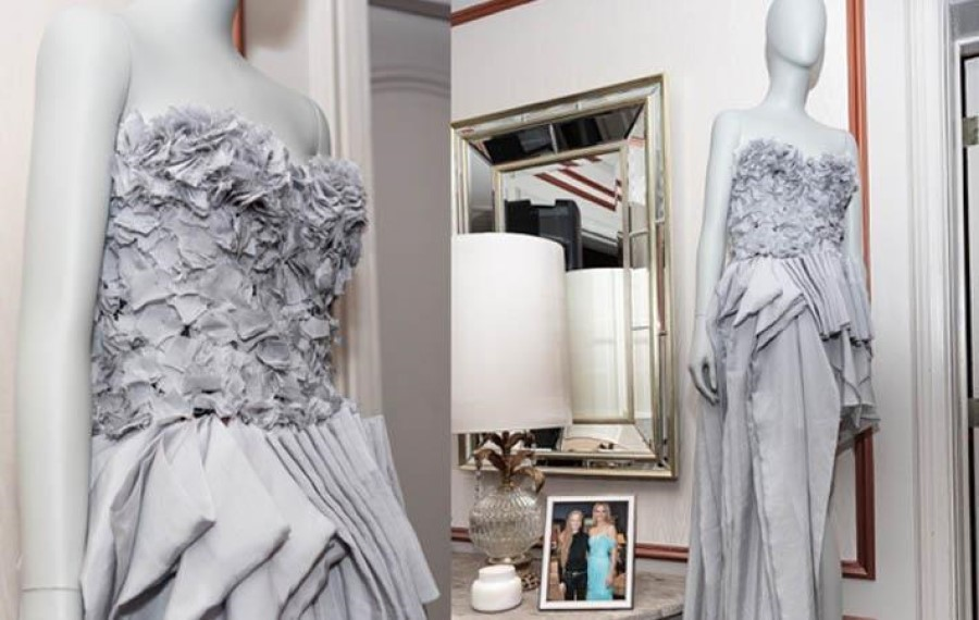 TENCEL Luxe collaborates with Red Carpet Green Dress to unveil sustainable eco-couture textiles and custom-made gowns for Oscars 2020
